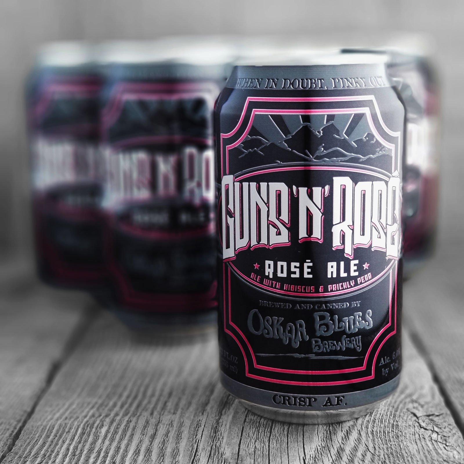 Guns 'N' Rosé: Does Craft Beer Have an IP Problem?