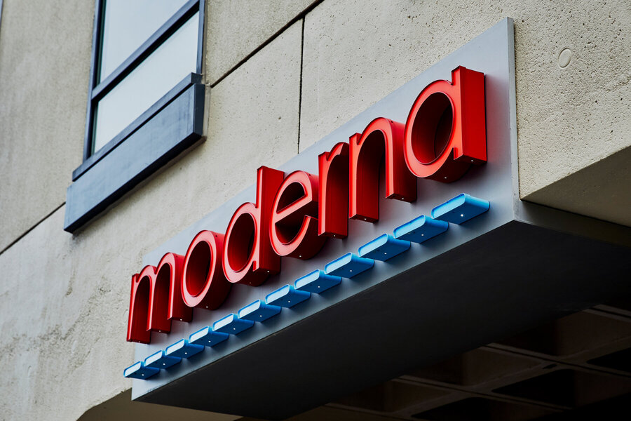 Why Did Moderna Decide Not to Enforce its COVID-Related Patents?